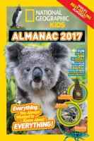 National Geographic Kids Almanac 2017