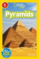 National Geographic Readers: Pyramids