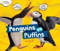 PENGUINS VS. PUFFINS