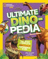 National Geographic Kids Ultimate Dinopedia