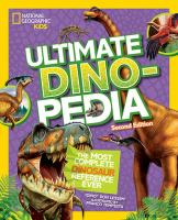 Ultimate Dino-pedia