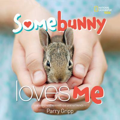 Cover image for Somebunny Loves Me