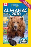 National Georgraphic Kids Almanac 2020, Canadian Edition