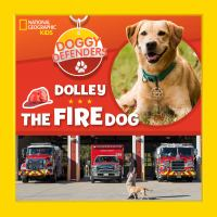 Dolley the Fire Dog