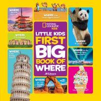 Little Kids First Big Book of Where