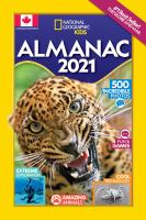 National Geographic kids almanac : [Canadian edition].