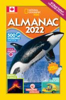 National Geographic Kids Almanac 2022 cover