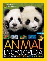 NATIONAL GEOGRAPHIC KIDS ANIMAL ENCYCLOPEDIA