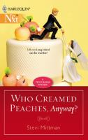 Who Creamed Peaches, Anyway?