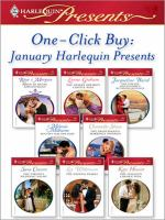 One-click Buy: January Harlequin Presents