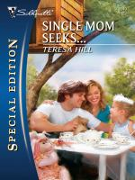Single Mom Seeks