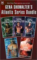 Gena Showalter's Atlantis Series Bundle