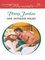 One Intimate Night