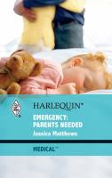 Emergency: Parents Needed