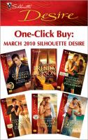 One-click Buy: March 2010 Silhouette Desire