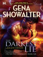 Darkest Lie : Lords of the Underworld