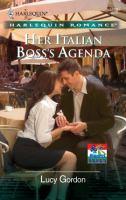 Her Italian Boss's Agenda