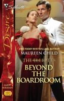 Beyond the Boardroom