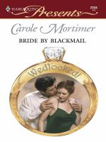 Bride by Blackmail