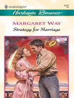 Strategy for Marriage