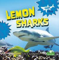 LEMON SHARKS--ON ORDER FOR HERRICK!
