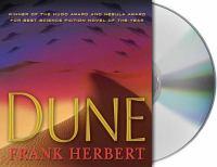 Dune [sound recording]