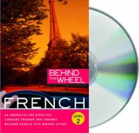 Behind the wheel French