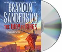 The Way of Kings [unabridged Book on CD #1]