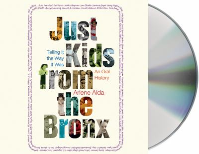Cover image for Just Kids From the Bronx