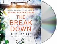 Media Cover for Breakdown, The [sound recording (CD)]