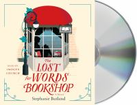 LOST FOR WORDS BOOKSHOP [audiobook Cd]