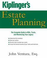 Kiplinger's Estate Planning