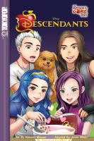 Descendants, the Rotten to the Core Trilogy