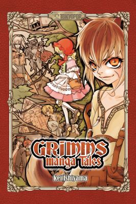 Cover image for Grimms Manga Tales