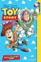 DISNEY MANGA: PIXAR'S TOY STORY [graphic Novel]