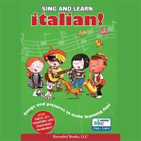 Sing and learn Italian!