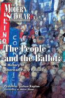 The People and the Ballot