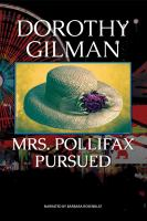 Mrs. Pollifax Pursued