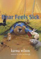 Bear Feels Sick