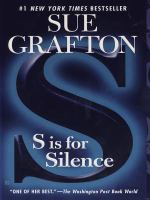 """""""S"""" Is for Silence"""