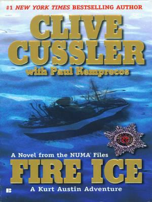 Cover image for Fire Ice