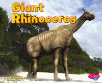 Giant Rhinoceros