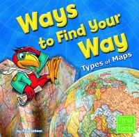 Ways to Find your Way