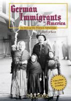 German Immigrants in America