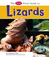 The Pebble First Guide to Lizards
