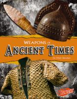 Weapons of Ancient Times