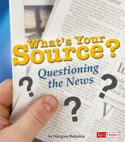 What's your Source?