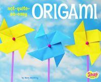 Not-quite-so-easy Origami