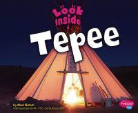 Look Inside A Tepee