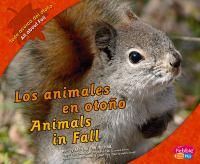 Los animales en otoño